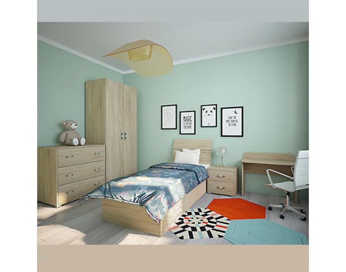 Детска стая Мебели Богдан модел Rocky - Комплекти детско обзавеждане