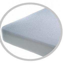 Непромокаем протектор за матрак Mollyflex Fresh, подходящ за двулицеви матраци с дължина 190/200см, до 25см височина - Спално бельо