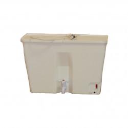 Резервоар с водонагревател - 22л - Басейни и Спа