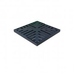 Чугунена решетка POLYMAX BASIC 2 - с размери 30 x 30 см - Veko Power