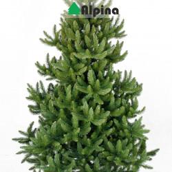 Коледна елха Alpina Див Смърч, 120 см височина - Сезонни и Празнични Декорации