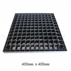 Пластмасова решетка POLYMAX BASIC 1, 30 x 30 см - Veko Power