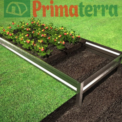 Градинска леха Primaterra 3 м - Изкуствени цветя