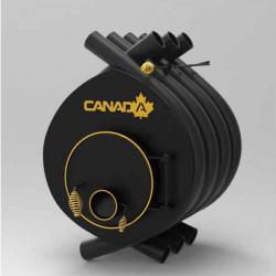Печка на дърва Canada 00 Classic, 40л - Камини, Комини и Печки на дърва