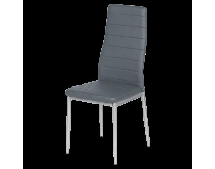 Трапезен стол модел Memo-310 - сив
