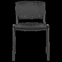 Стол модел Prizma - черен - Столове