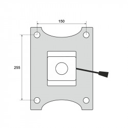 Механизъм за офис модел Memo- стол - 6013 - Столове