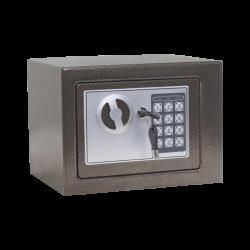 Метален сейф модел Memo-CR-1550-1 XZ - кафяв - Мебели от метал