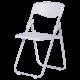 Сгъваем стол модел Memo-9935 - сив