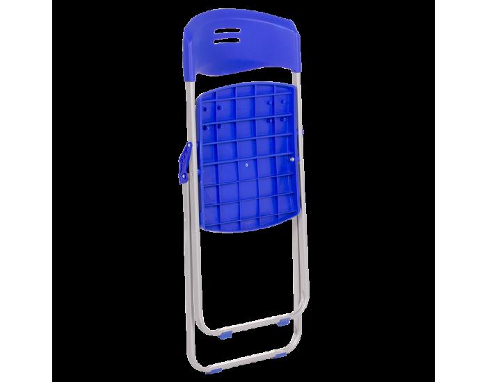 Сгъваем стол модел Memo-9935 - син