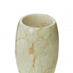 Чаша EX Home модел МР Arman - white, мрамор - Сувенири, Подаръци, Свещи