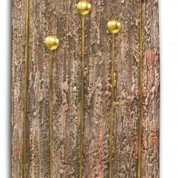 Картина EX Home модел Plat Dekor 40/120, дърво и плат - Картини, Плакати, Пъзели