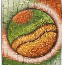Картина EX Home модел Plat Dekor 60/80, дърво и плат - Картини, Плакати, Пъзели