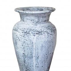 Керамична ваза EX Home модел Spiral 35 см, керамика - Сувенири, Подаръци, Свещи