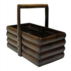 Кошница за пикник EX Home модел Siena Gol Kaf, бамбук - Аксесоари за пътуване