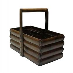 Кошница за пикник EX Home модел Siena Mal Kaf, бамбук - Аксесоари за пътуване