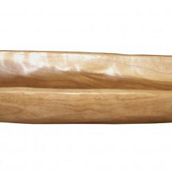 Плато EX Home модел Tik Gondola 65, тиково дърво - Кухненски аксесоари и прибори