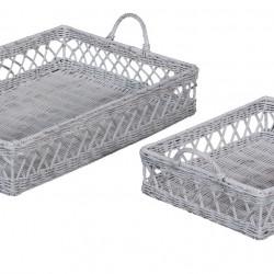 Поднос EX Home model Ratan Малка - Кухненски аксесоари и прибори