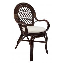 Стол EX Home model Ratan Avenu Кафяв - Сравняване на продукти