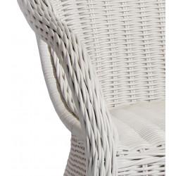 Стол  EX Home  model Ratan Izola  Бял - Сравняване на продукти