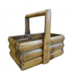 Кошница за пикник EX Home модел Siena Mal Sv, бамбук - Аксесоари за пътуване