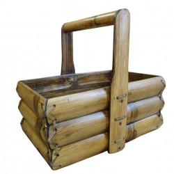 Кошница за пикник EX Home модел Siena Gol Sv, бамбук - Аксесоари за пътуване