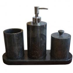 Диспенсър EX Home модел МР - black, мрамор - Продукти за баня и WC