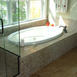 ПЛ Сумба EX Home модел Efir, речен камък - Декорация