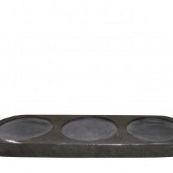 Поставка EX Home модел Mramor - black, мрамор - Сувенири, Подаръци, Свещи