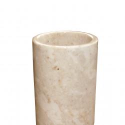 Чаша EX Home модел Mramor - white, мрамор - Сувенири, Подаръци, Свещи