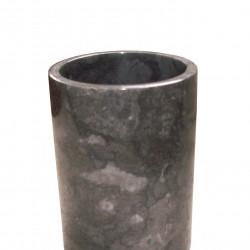 Чаша EX Home модел Mramor - black, мрамор - Сувенири, Подаръци, Свещи