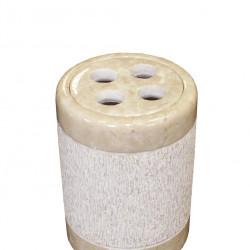 Кутийка EX Home модел MP Karv White, мрамор - Сувенири, Подаръци, Свещи